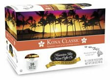 Hawaiian Isles Kona Coffee Co. Kona Classic 10 Pods