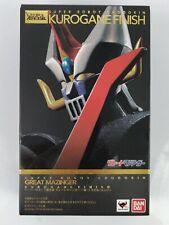 Bandai Super Robot Chogokin Great Mazinger Kurogane Finish 4549660079453