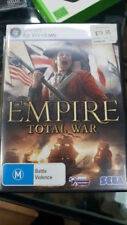 EMPIRE TOTAL WAR - SEGA - PC GAMES - GREAT ENTERTAINMENT