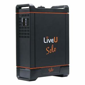 LiveU Solo Wireless Live Video Streaming Encoder for Facebook Live