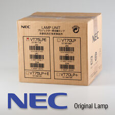 Nec vt75lpe original proyector lámpara para nec lt280, lt380, vt470, vt670, vt676