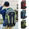 Waterproof Backpack 60L Large Rucksack Hiking Camping Travel Bag Outdoor Bag D