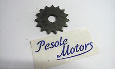 pignone corona catena denti 15 garelli moto d'epoca ciclomotore trasmissione