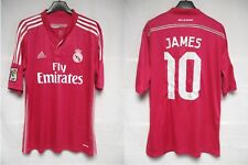 Maillot REAL MADRID 2015 away ADIDAS camiseta shirt jersey JAMES RODRIGUEZ 10 M