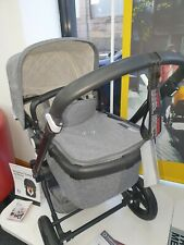 Bugaboo Cameleon 3, grey melange with black chassis