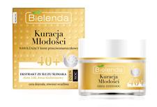 BIELENDA Verjüngungskur Anti-Falten-Creme 40+ Schneckenschleim 24K Gold Vitamine