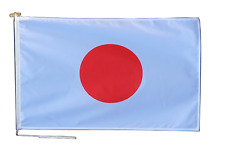 More details for japan flag with rope and toggle - various sizes