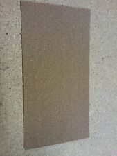 cork sheet 1.5mm 200mm x 100mm jointing/gasket material