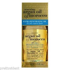 Organix OGX Renewing Argan Oil of Morocco Penetrating Oil for Dry & Coarse Hair