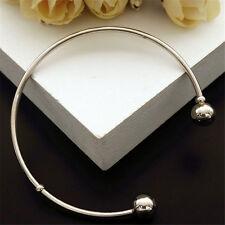 New Fashion Charm Jewelry woman Gold Silver Elegant Open Bangle Bracelet Jewelry