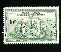Canada Stamps XF OG NH OHMS Special Delivery