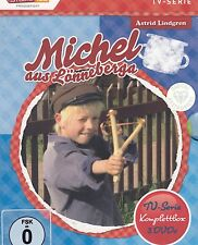 Astrid Lindgren: Michel aus Lönneberga -[TV-Edition, 3 DVDs, Digital rest.NEU)
