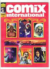 COMIX INTERNATIONAL #4 (1976)--VFNM/Version with 3 Corben Stories; Crandall-a^