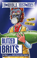 (Good)-Blitzed Brits (Horrible Histories) (Paperback)-Deary, Terry-1407167014