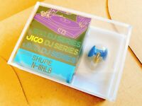 JICO 192-WHLB N-WHLB for SHURE WHITELABEL replacement stylus from JAPAN new
