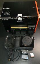 Sony Alpha a7r ILCE-7R 36Mp Fotocamera Reflex Mirrorless con scatola originale