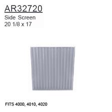 AR32720 John Deere Parts Side Screen 4000, 4010, 4020