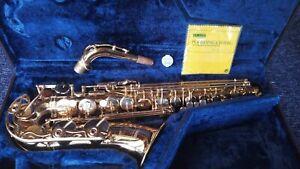 YAMAHA YAS 62 ALTO Saxophon TOP