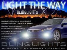 2011 2012 Honda Accord Fog Lamp Driving Light Kit coupe sedan