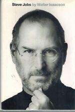 Steve Jobs 2011 1st Edition HC BOOK