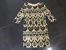 Alice Temperley New & Genuine Ladies UK Size 8 3/4 Sleeved Tunic Patterned Dress