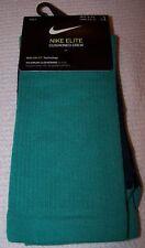 huge selection of 32dba 1b843 Nike Elite GOLF Cushioned Crew Socks GREEN BLUE Men s Size 8 - 9.5 ~ NWT