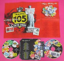 CD Compilation Happy Birthday 105 NEGRAMARO THE BUGGLES EUROPE no lp mc vhs(C43)