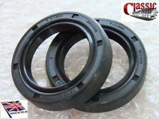 BSA A10 A7 B31 B33 B34 FORK OIL SEALS, Made in the UK