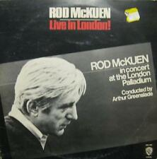 "Rod Mckuen(2x12"" Vinyl LP Gatefold)Live In London-Warner-WSD 3007-UK-19-VG/VG"