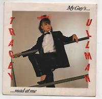 TRACEY ULLMAN - MY GUY'S MAD AT ME. (UK, 1984, STIFF, BUY 197)