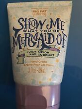 Perfectly Posh Big Fat Yummy Hand Creme - Show Me What You're Mermaid Of