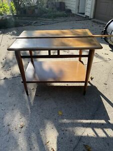 Mid Century Modern Acclaim Dovetailed Side End Table Lane 27.5x20x20 900-82