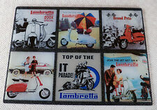 Scooter Chopping Board, Northern Soul Chopping Board, Mod, LI TV SX GP Scooters