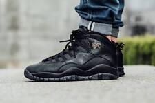 Nike Air Jordan Retro X 10 NYC City Pack Black/Gold 310805-012 SIZE 8.5