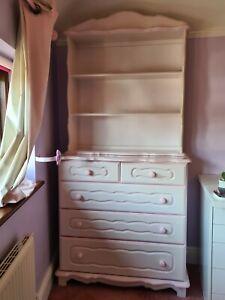 Chartley Bedroom Girls furniture set '4' items