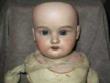"Antique 21"" Am Armand Marseille Doll, Bisque Head Excelsior Body, 2 370 Dep"