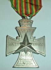 MEDALS-ORIGINAL WW2 ETHIOPIAN STAR OF VICTORY 1941