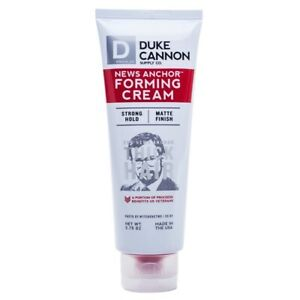 Duke Cannon News Anchor Forming Cream 3.75 oz