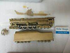 MODEL RR HO NJ CUSTOM BRASS DAIYOUNG PRR  S-2, ST 807 6-8-6 TURBINE LOCOMOTIVE