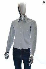 Valentino Egyptian Cotton Mens Designer Dress Shirt 14.5 32/33