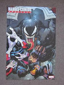 Marvel Comics Presents Venom Wolverine Marvel Comics Superhero Poster36x24