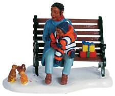 New Lemax Figurines 34897 Patio Bench Set Of Two 2018