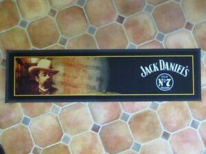 jack daniels bar runner  900mm x 240mm