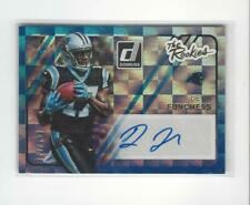 2015 Donruss The Rookies Devin Funchess RC AUTOGRAPH Panthers Packers /250