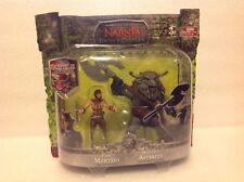 The Chronicles of Narnia:Prince Caspian Action Figures- Mentius & Asterius