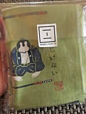 High Quality FUROSHIKI Japanese Gift Wraps / Traditional Culture & Eco Samurai