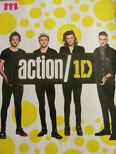 One Direction, Full Page Pinup