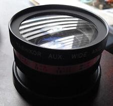 Yashikor Aux Wide Angle Camera Lens 1:4 Y109 Japan