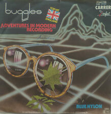 "7"" 1981 MINT-! BUGGLES : Adventures In Modern Recording"