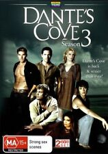 Dante's Cove : Season 3 (DVD, 2008, 2-Disc Set)-REGION 4-Brand new-Free postage